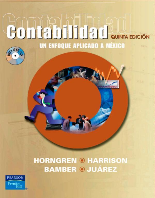 Ingebook CONTABILIDAD 5ED Un Enfoque Aplicado A M Xico