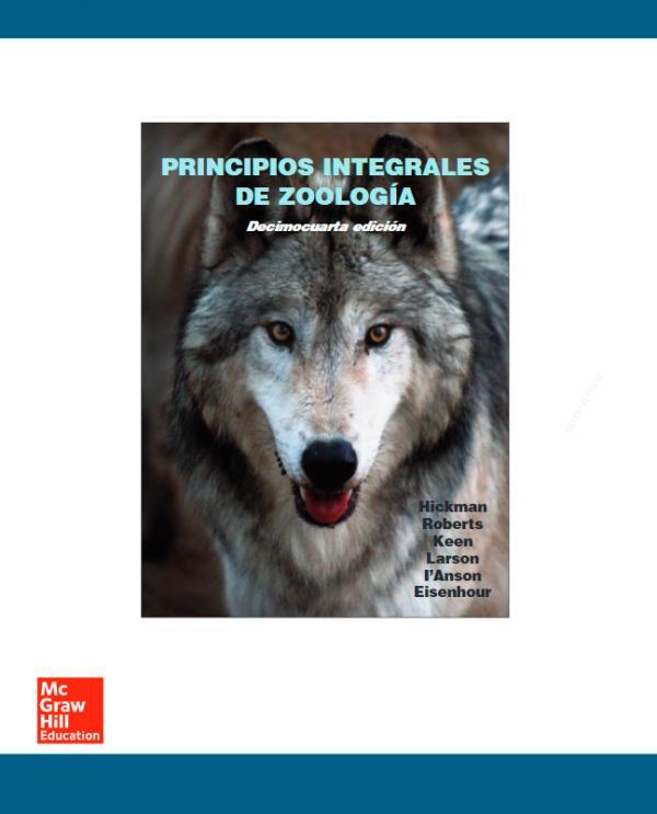 Ingebook PRINCIPIOS INTEGRALES DE ZOOLOG A 14ED