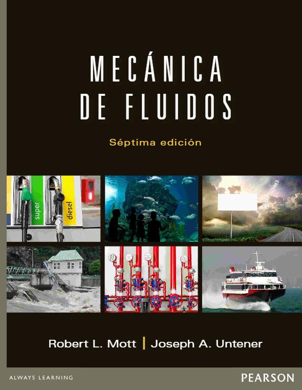 Ingebook Mecánica De Fluidos 7ed