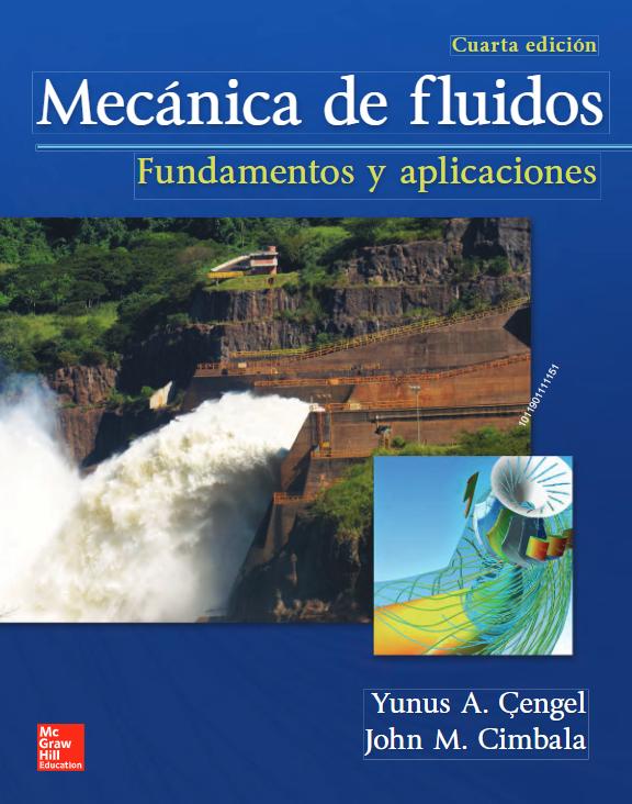 Ingebook Mecánica De Fluidos 4ed Fundamentos Y Aplicaciones