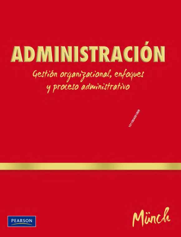 Ingebook - ADMINISTRACIÓN 15ED - Una perspectiva global