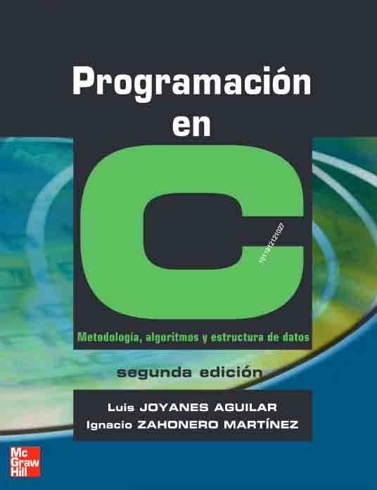 Ingebook PROGRAMACIN EN C 2ED Algoritmos